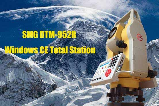 DTM-952R Windows CE Total Station