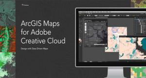 ArcGIS Maps for Adobe