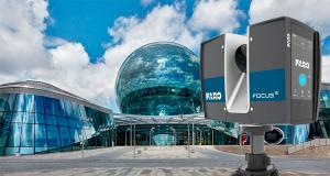 FARO introduces innovative 3D solutions for AEC industry