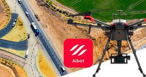 Leica Aibot CX for Construction