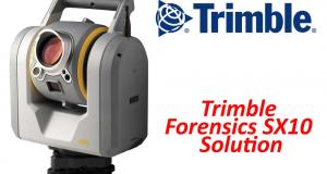 Trimble Forensics SX10 Solution