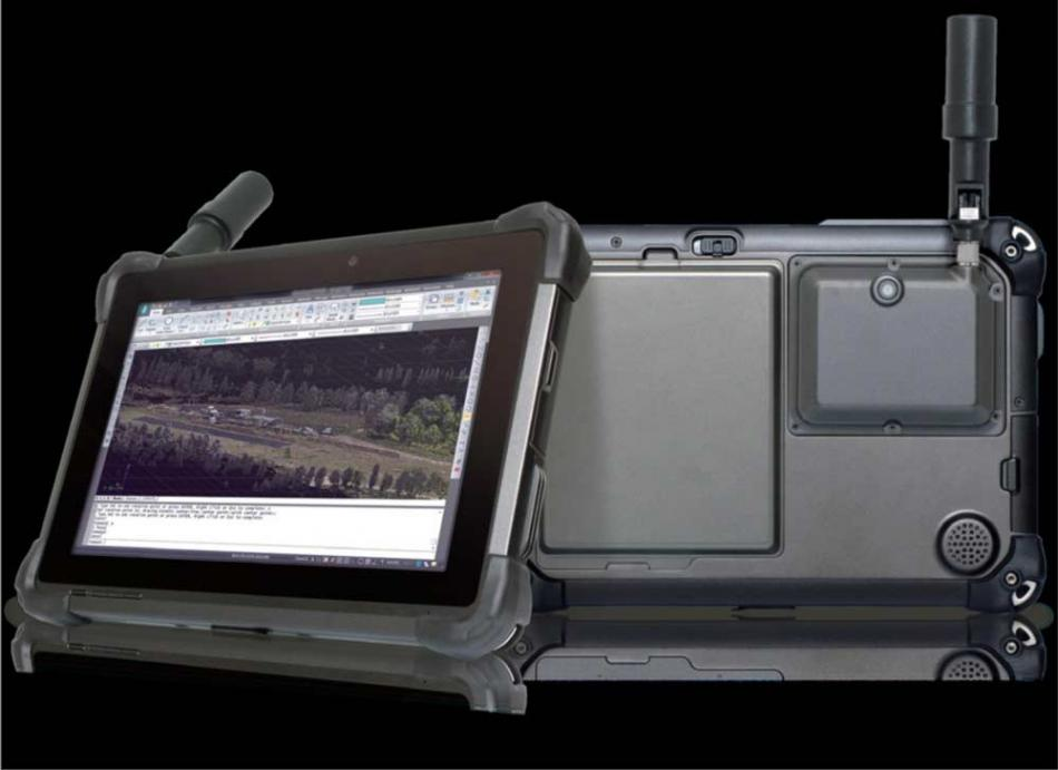 DT301T Rugged RTK Tablet