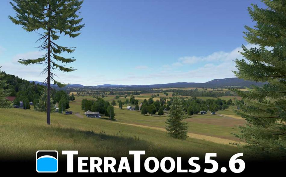 TerraSim TerraTools 5.6 VBS Blue Source Plug-in