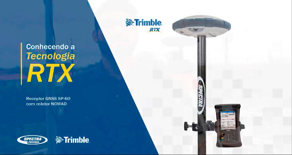 Trimble RTX Correction Technology