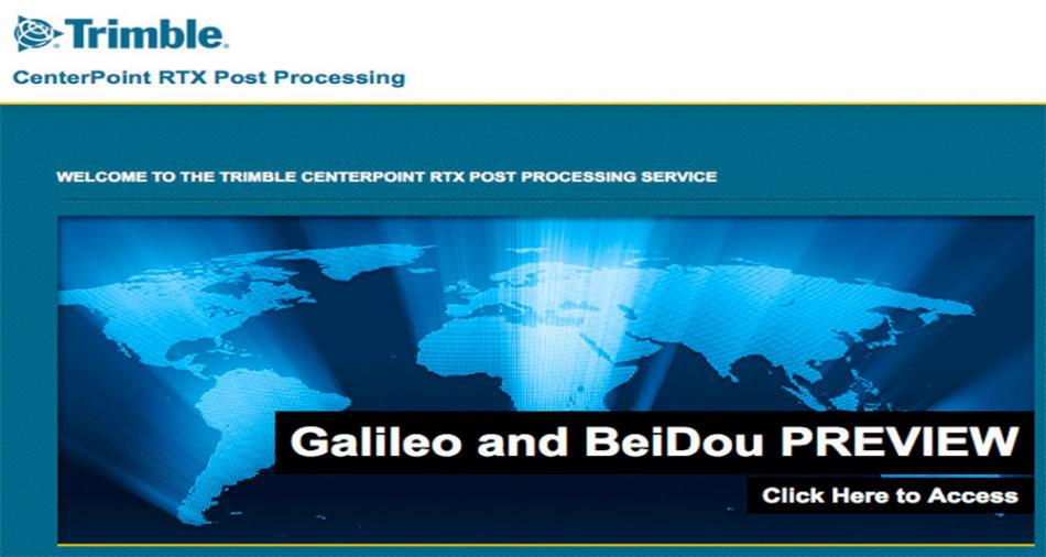 Trimble adds Galileo and BeiDou