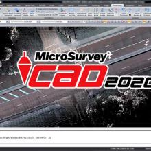 MicroSurvey выпустил MicroSurvey CAD 2020